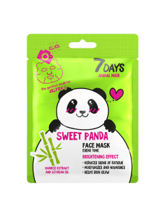 7 DAYS ANIMAL Sweet Panda...
