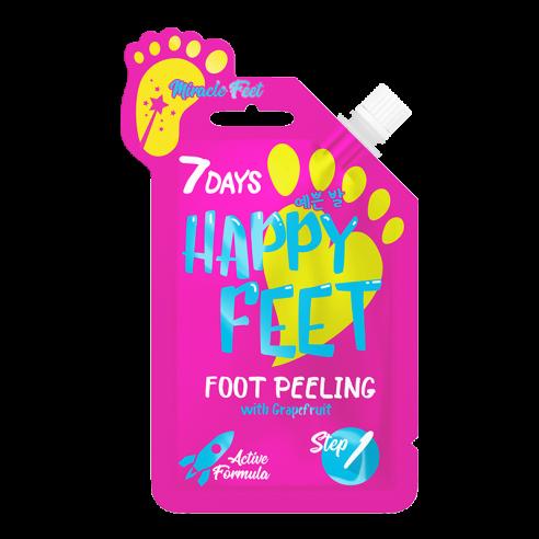 7 DAYS FEET Miracle Feet Peeling 25ml