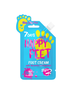 7 DAYS FEET Baby Silky Feet...