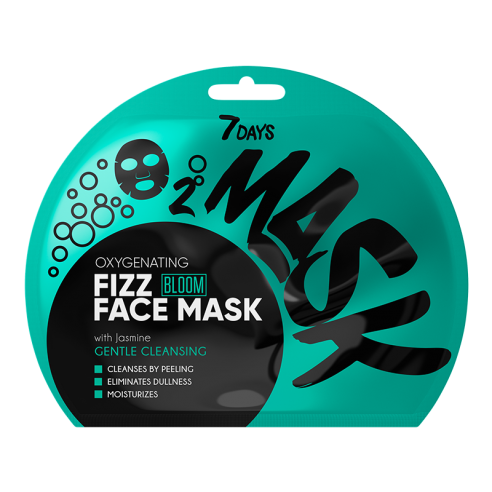 7DAYS BLOOM Gentle Cleansing Mask 25g