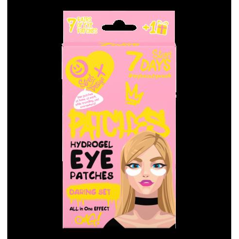 7DAYS Gift Set Eye Patches Street...