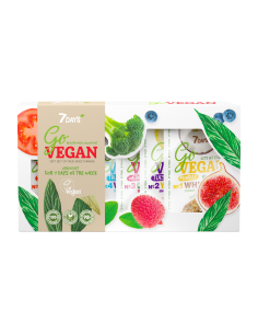7DAYS GO VEGAN Gift set...